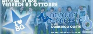 os-club-roma-venerdi-apericena-live-show